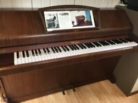 Eavestaff Miniroyal Upright Piano in Excellent condition.