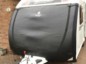 TowPro Elite tow cover - top of range model. 'As New' condition - with storage bag and instructions