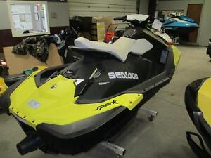 2015 Sea-Doo SPARK 2-UP 900 H.O ACE