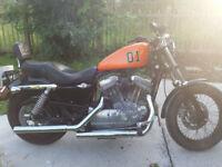 2004 Harley Davidson XLH 883 with 1200 conversion.