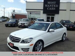 2014 Mercedes-Benz C300 4MATIC SPORT | SUNROOF | HEATED SEATS
