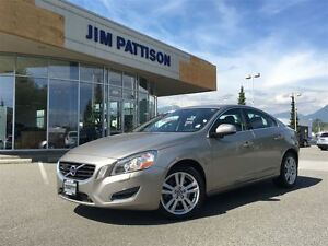 2012 Volvo S60 T6 AWD / Polestar / Driver Support Package