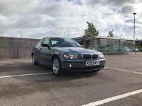 BMW 320i 2.2 I6 E46 SWAP