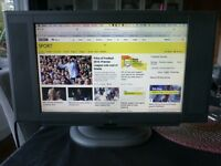 "17"" widescreen iiyama monitor"