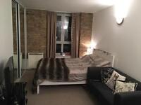 Ensuite double room in Isle of Dogs, All bills included. Short term let!