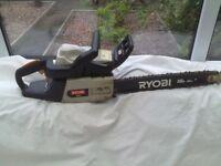 Ryobi PCN 4040 petrol chainsaw for sale