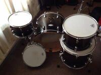 PEARL VLX Drum Kit