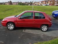 CITREON SAXO L DESIRE, 1.1 CC** 2 FORMER KEEPER, MOT MAY 2017**