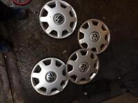 Vw polo 1.0 mpi Parts available please enquire. Wheel trims x 4 £25