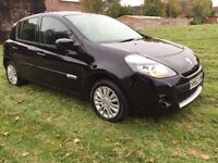2012 Renault Clio expression plus ,low mileage only 26700 on clock with 12 month mot