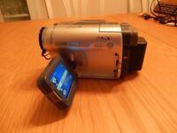 Sony Hi8 digital Camera Model DCR-TRV 460E