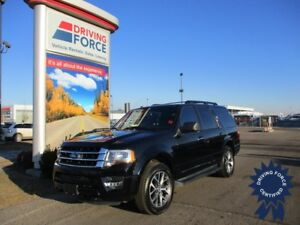 2017 Ford Expedition XLT 4X4 w/3.5L V6 EcoBoost, 2nd Row Buckets