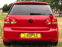 Volkswagon Golf Mk6 1.6 TDI Bluemotion 2012 (61reg) Immaculate Condition & FULL SERVICE HISTORY