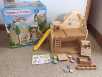 Sylvanian Families Rainbow Nursery With Box