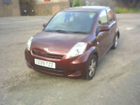 Daihatsu Sirion Automatic, 2009, 5 door, air conditioning