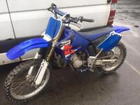 "Yamaha Yz 125 2t ""04 Mx dep full race pipe enduro trials cr rm kx sx ktm"