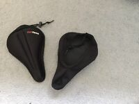 GelTech bike seat covers