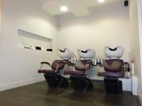 Hairdressing Salon Furniture for sale. Styling Units,basins and chairs