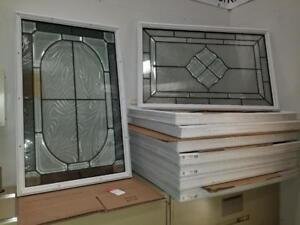 Masonite Glass Door Inserts - Only $149!