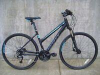 Woman Bike Scott Sub Cross 50 Size M