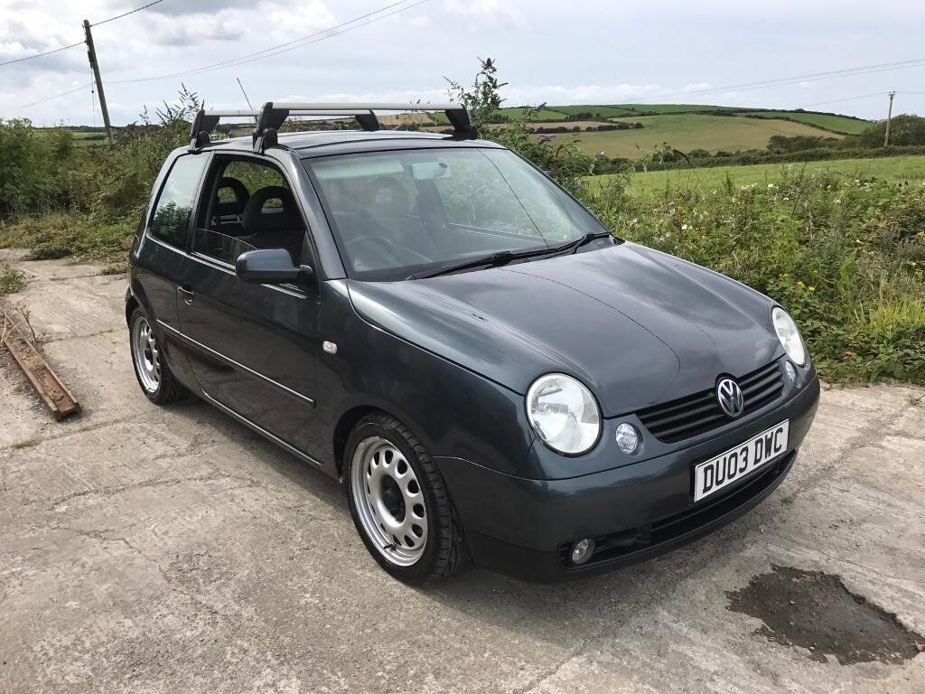 volkswagen lupo sport 1 4 tdi grey 2003 euro g60 39 s mapped diesel in newquay cornwall gumtree. Black Bedroom Furniture Sets. Home Design Ideas