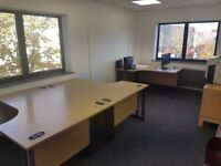 Office or just a desk in Bicester - Fully Furnished + EXTRAS - Pay by day, week, or month