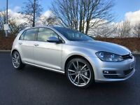 Volkswagen Golf 1.4 TSI match only 5,600 miles