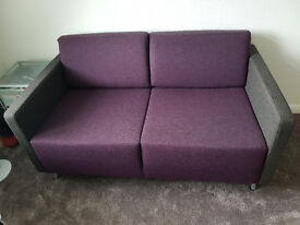 Two Orangebox 2 seater sofas for sale