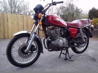 1984 Suzuki GS 250 T Twin Low Mileage Delivery Available Nice Original Example