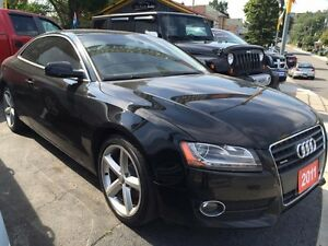 2011 Audi A5 2.0L-QUATTRO--NAVI-CERTIFIED-- GUARANTEED AUTO LOAN