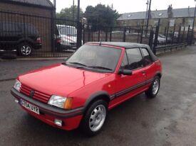 1990 Peugeot 205 CTi 1.6i