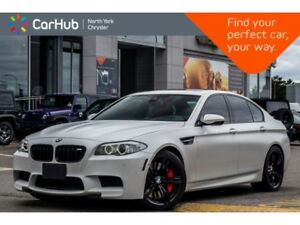 2013 BMW M5 |Driver Asst.,Executive Pkgs|Frozen White|LaneKeep