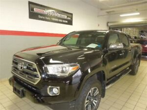 2016 Toyota Tacoma LIMITED CUIR-TOIT OUVRANT-NAV