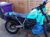 Kawasaki KLR 250- 1986 Barn find