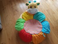 Mothercare sit me up cosy nest