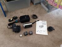 Panasonic high def video camera