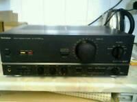 Technics stereo integrated amp SU V570pxs