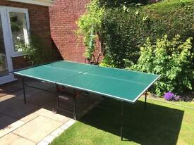 Kettler Outdoor table tennis table