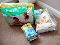 Nappies size 3