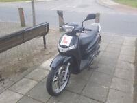 Peugeot Tweet 125 Scooter