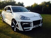 ** BARGAIN ** PORSCHE CAYENNE XCLUSIVE GT550 GEMBALLA MAY PX RS4 C63 S3 X5 S5 RS3 RANGE ROVER
