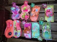 Littlest pet shop mini x 8 PICK UP ONLY PLEASE