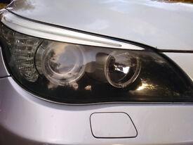 BMW 5 Series 520 S.E E-60 FACELIFT MODEL WITH £ 4 k OPTIONAL EXTRAS
