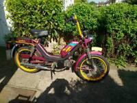 Jawa 210 Moped