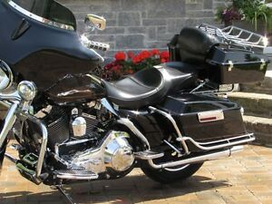 2002 harley-davidson FLHR Road King  $18,000 in Customizing and  London Ontario image 3