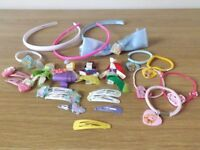 Selection Of Girls Hair Accessories