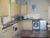Double Room (3.2m x 3.5m) with fitted wardrobe and carpet in gorgeous 3 bed flat in Willesden Green.