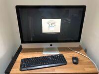 Apple iMac Mid-2011 27inch 2.7GHz i5 Quad Core 8GB RAM 1TB HDD MC813B/A