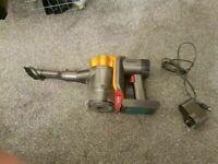 Dyson DC34 Multi Floor Handheld Vacuum with Longer Run Time good condi