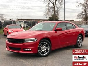 2016 Dodge Charger SXT**AWD**SUNROOF**8.4 TOUCHSCREEN**BLUETOOTH